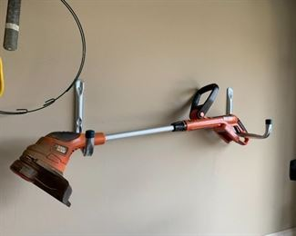 #143B&D Battery Powered  Weed Eater $35.00