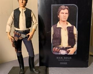 Star Wars Sideshow Han Solo Ep. IV A New Hope