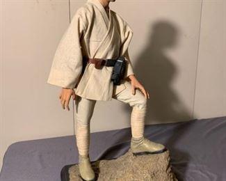 Star Wars Sideshow Luke Skywalker