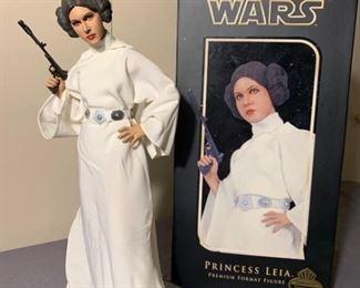 Star Wars Sideshow Princess Leia