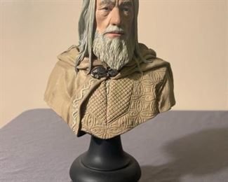 The Lord of the Rings Gandalf the White