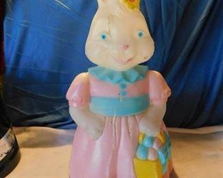 Easter Yard Décor Light up Bunny