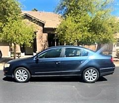 2006 Volkswagen Passat - 3.6 L V6 Engine for sale.  We are taking bids. For more info you can view and drive it at the estate sale.