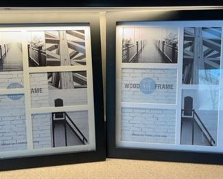 """HALF OFF!  $4.00 NOW, WAS $8.00.................Pair of Frames 12 1/2"""" x 14 1/2"""" (H080)"""