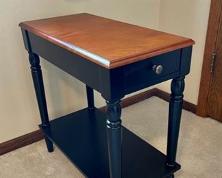 """$25.00..................Small Table 12"""" x 23 1/2"""", 24"""" tall (H026)"""