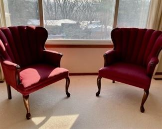 $90.00.................Pair of Chairs excellent condition(H006)