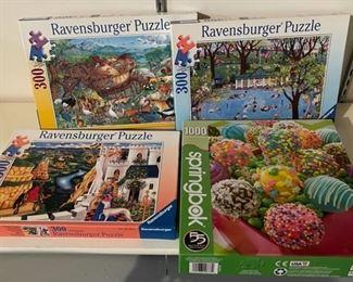 $20.00..............4 Puzzles (H238)