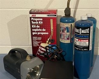 $14.00................Torch Kit and more (H181)