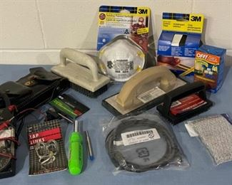 HALF OFF!  $6.00 NOW, WAS $12.00.................Tools and more (H156)