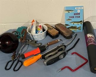 CLEARANCE !  $2.00 NOW, WAS $12.00.................Tools and more (H149)