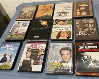 REDUCED!  $9.00 NOW, WAS $12.00........................Movies (H137)