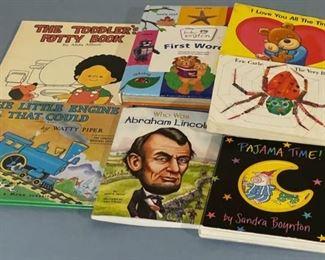 HALF OFF!  $4.00 NOW, WAS $8.00....................Children's Books (H126)
