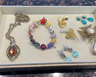 $12.00.......................Costume Jewelry (H116)