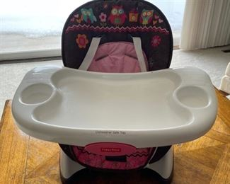 $16.00....................Toddler Seat and Tray (H375)
