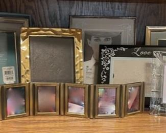 CLEARANCE !  $3.00 NOW, WAS $12.00.........................Frames (H290)