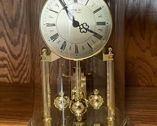 """CLEARANCE !  $5.00 NOW, WAS $16.00.....................Anniversary Clock 9"""" tall (H258)"""