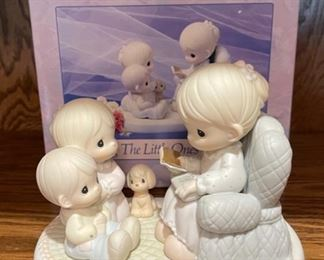 HALF OFF!  $6.00 NOW, WAS $12.00...........................Bring the Little Ones to Jesus (H255)