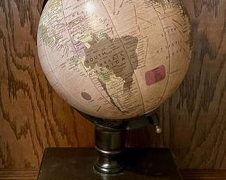 "$6.00...................Globe 16"" tall (H252)"