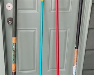 REDUCED!  $9.00 NOW, WAS $12.00.................Shovel, Broom and more (H438)