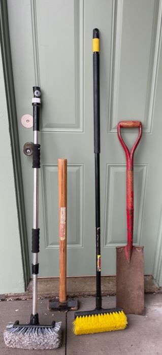$10.00.................Yard Tools (H435)