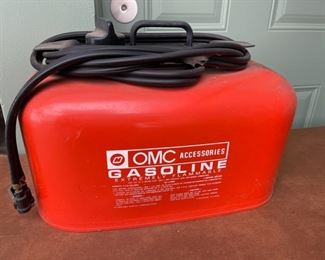 $14.00................Gas Can and Hose (H423)