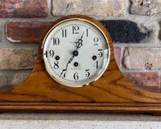 HALF OFF!  $12.50 NOW, WAS $25.00.....................Howard Miller Clock, not in working condition  (H386)