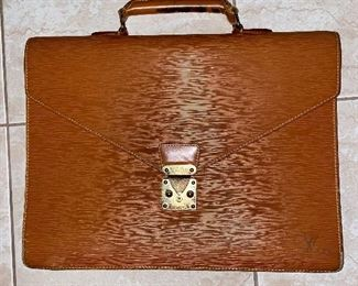 LOUIS VUITTON VINTAGE BRIEFCASE