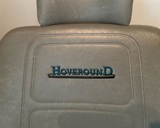 . .. Hoveround is the manufactureer