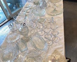 Glassware galore!