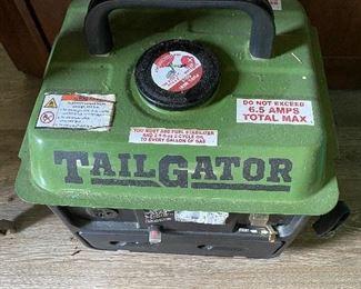TailGator 6.5 AMP Generator