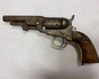Colt 1849 Pocket Model .31 Revolver