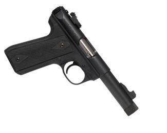 Ruger 22/45 MK III .22 LR Pistol