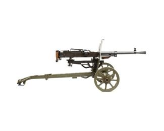 Wise-Lite Arms Goryunov SG-43 7.62 x 54mm Semi-Auto Conversion Mounted Rifle