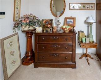 Pre-1900's custom made dresser
