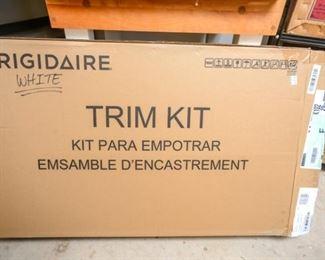 Brand new microwave trim kit