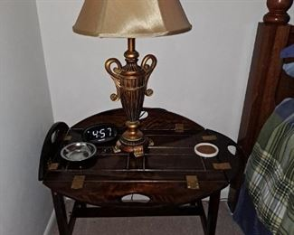 Chippendale Style Butlers Coffee Table