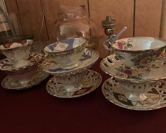 Nice Tea cup & Sauce Set