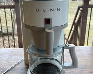 $20.00...................Bunn Coffee Maker (S049)