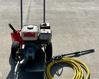 $100.00.................Honda 5.0 H.P. Norther Pressure Washer, works great  (S011)