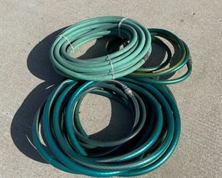 HALF OFF!  $6.00 NOW, WAS $12.00...............Hoses (S007)