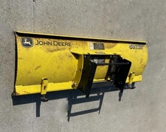Included With John Deere Tractor (S018)