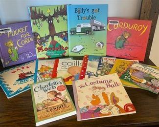HALF OFF!  $5.00 NOW, WAS $10.00................Children's Books (S181)
