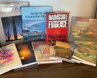 HALF OFF!  $3.00 NOW, WAS $6.00..................Books (S172)