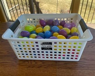 HALF OFF!  $4.00 NOW, WAS $8.00....................Easter Eggs (S106)
