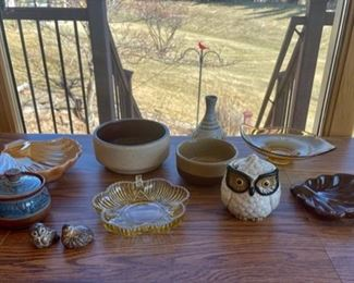 $12.00..................Pottery and Glassware (S104)