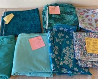 REDUCED!  $9.00 NOW, WAS $12.00..............Fabric (S260)