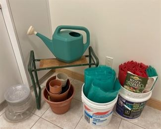 REDUCED!  $10.50 NOW, WAS $14.00...................Gardening Supplies (S241)