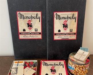 $16.00...................Vintage Monopoly (S227)