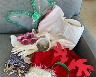 CLEARANCE !  $2.00 NOW, WAS $6.00...................Dress up lot (S211)