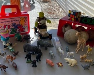 HALF OFF!  $6.00 NOW, WAS $12.00..................Toys (S196)